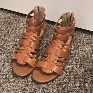 Franco Sarto Gladiator style sandals